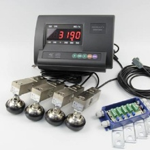 Маленький фунт 0-3t полный набор аксессуаров широкий измерительный датчик DIY маленький фунт