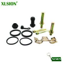 Xlsion kit de reparo para freio, para 50cc 110cc 125cc 150cc 160cc 180cc dirt pit bike