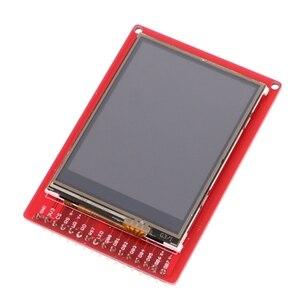 """Image 5 - 2.2 """"TFT LCD شاشة تعمل باللمس لوحة القطع وحدة ث/قلم اللمس لاردوينو"""