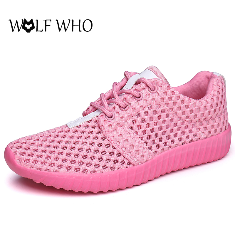WOLF WHO Breathable Women Casual Shoes Women's Summer Footwear Lace-up Flat Shoes Women Zapatos mujer Loafers Sapato feminino summer women shoes casual cutouts lace canvas shoes hollow floral breathable platform flat shoe sapato feminino lace sandals