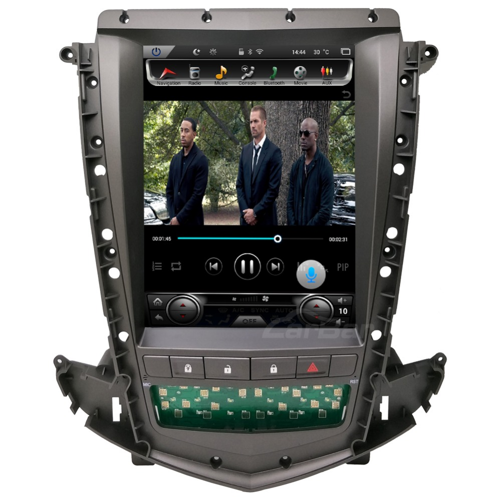 10 4 quot Vertical Huge Screen 1024 768 Android Car DVD GPS Navigation Radio Player for Cadillac SRX 2010 2011 2012 RAM 2GB 4 Core in Car Multimedia Player from Automobiles amp Motorcycles