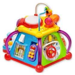 Elektrische kinderen Educatief Speelgoed zuigelingen Vroege Jeugd Onderwijs Baby Crawl Zingen Dansen Speelgoed Verjaardagscadeautjes