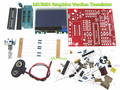 Free shipping wholesale DIY plant M12864 graphics Transistor Version LCR tester kit ESR PWM
