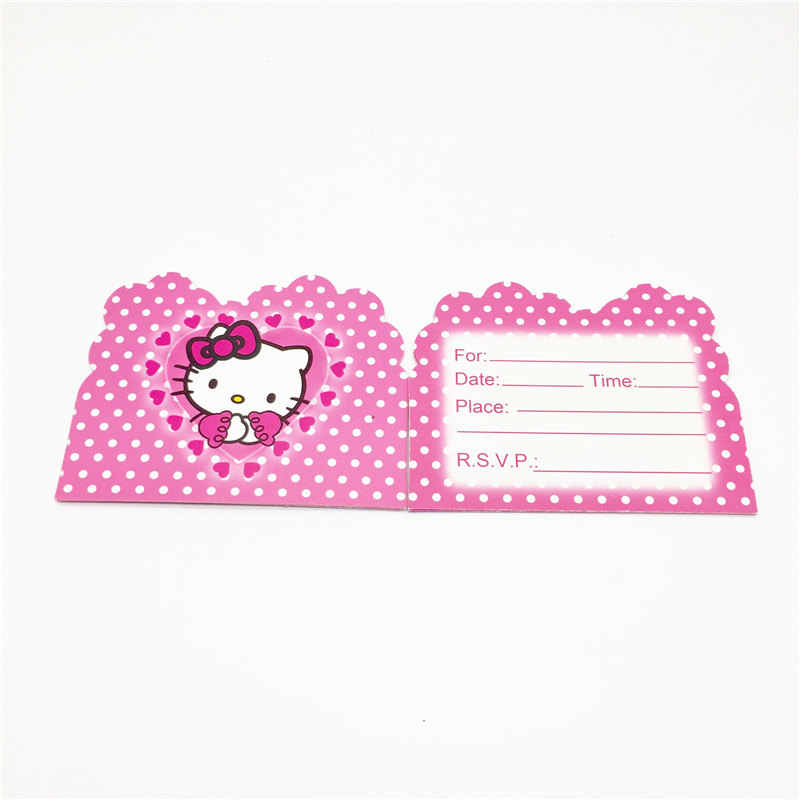 Detail Feedback Questions About Kids Favor 10pcs Hello Kitty Pink