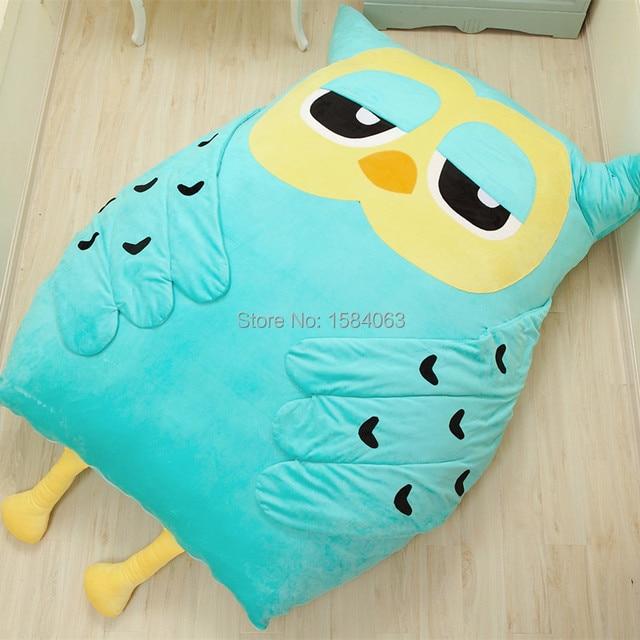 Owl Kids muebles de dormitorio China dibujos animados los niños cama ...