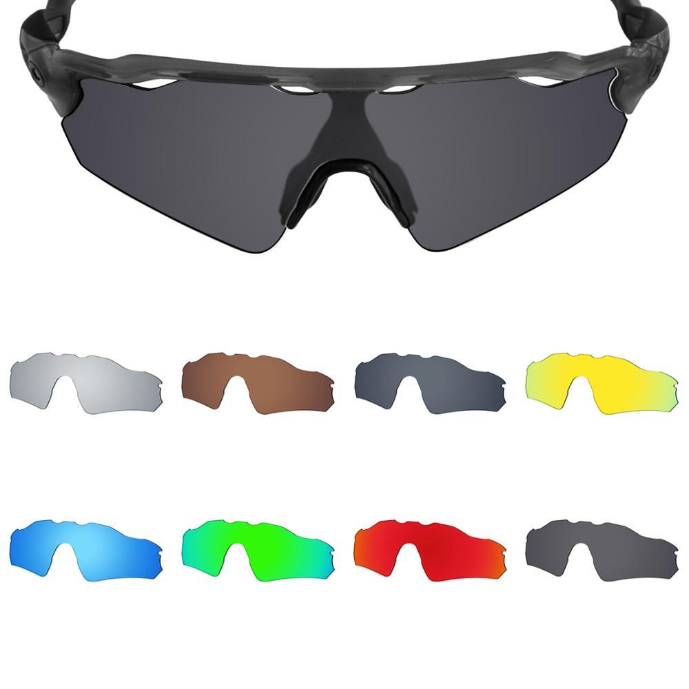 SmartVLT Performance Polarized Replacement Lenses For Oakley Radar EV Path Sunglasses - Multiple Options