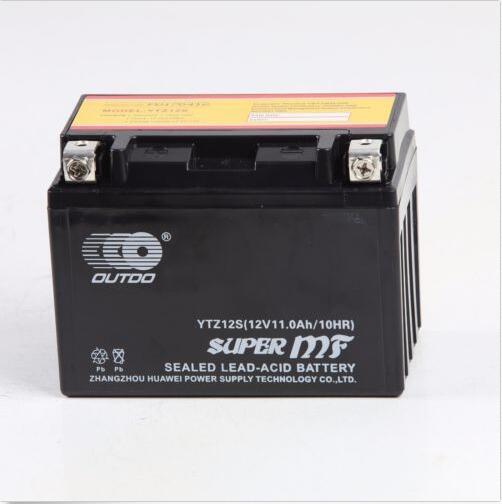 AGM Batterie YTZ12S Moto Moto Pour Honda SM250 VT750C VFR800 RVT1000R RC51