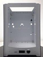 Printer принтер для Ultimaker 2 UM2 Расширенная сборочная плита сделаны из алюминия композитный 3D принтер DIY часть