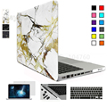 Matte for Macbook Case Marble Air Pro Retina 11 12 13 15 Laptop Bag Cases for Mac Book 11.6 12 13.3 15.4 inch Laptop Case Cover