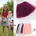 mother daughter clothesnew summer lovely fluffy soft tulle girls tutu skirt pettiskirt 8 colors girls skirts for 1-10Y kids