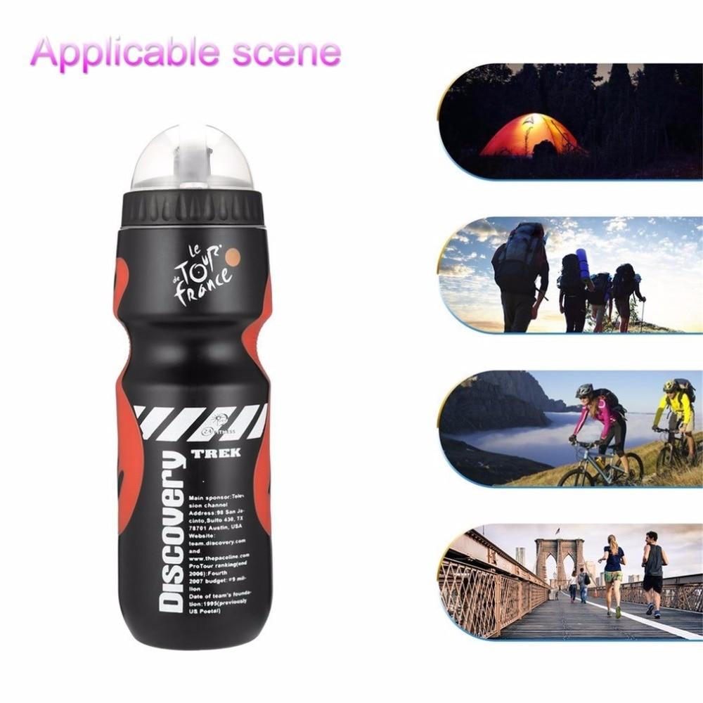 650ml Water Bottle Outdoor Sport Cycling Bicycle Bottles Portable Sports Drink Jug Water Bottle Free Leak Proof Sports Water Bot