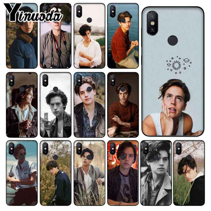 Yinuoda American TV Riverdale Jughead Jones Cell Phone Case for Xiaomi Mi 6 Mix2 Mix2S Note3 8 8SE Redmi 5 5Plus Note4 4X Note5
