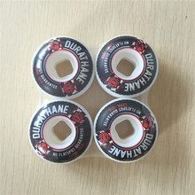 Professional 4PCS/SET Aggressive PU 50mm & 52mm 95A/101A Element Wheels Skateboard Rodas De Skate For Patins Street