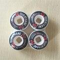 Profissional 4 pçs/set agressivo pu 50mm & 52mm 95a/element 101a rodas rodas de skate rodas de skate para patins rua