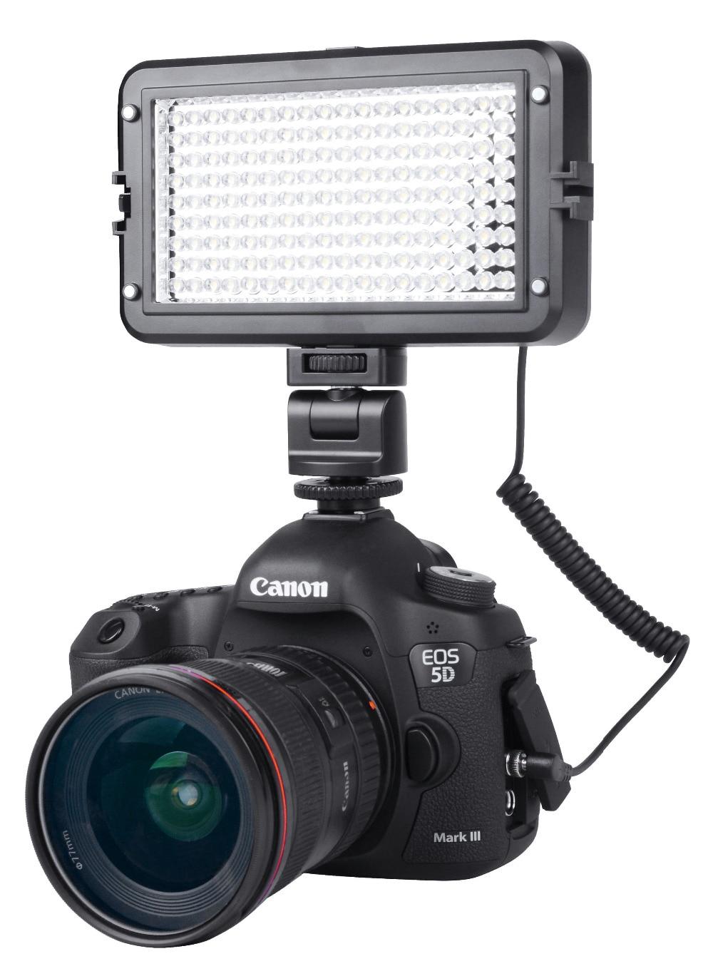 Viltrox Universal LL 162VB DSLR Camera LED Light for