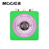 NEW Effect Guitar Pedal MOOER Spark Series SPARK COMPRESSOR Modern Compressor With Low Noise