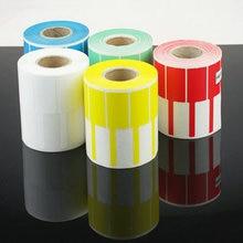 Высокое качество сетевой кабель стикер 70x24 мм 500 стикер s P Форма много цветов на выбор водонепроницаемый слезостойкий маслостойкий