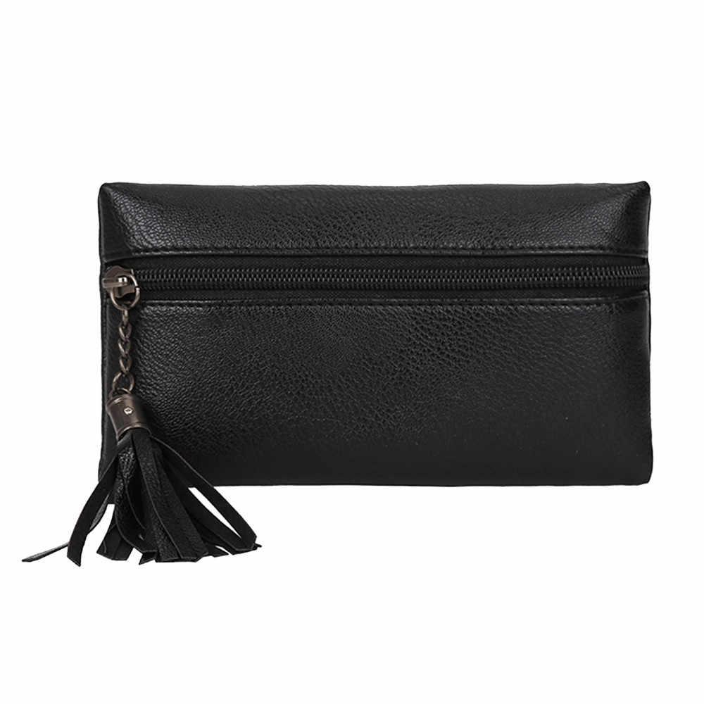 Модная женская кожаная сумка мессенджер на молнии однотонная с квадратными