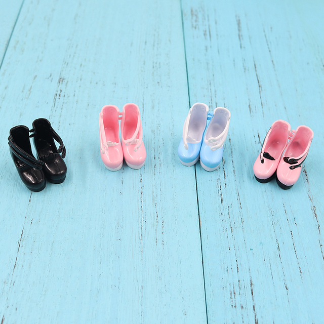 Neo Blythe Doll High Hill Shoes