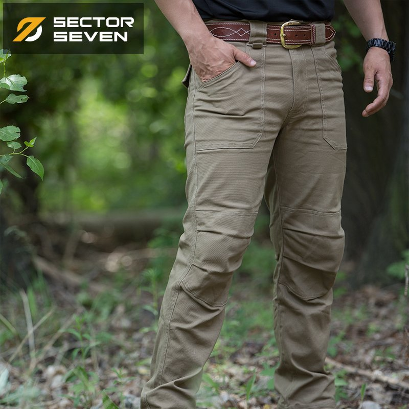 Sector Seven IX3  War Game Men Tactical Pants Camouflage Cargo Pants Casual Pants Army Military Work Active Pants Trousers Men