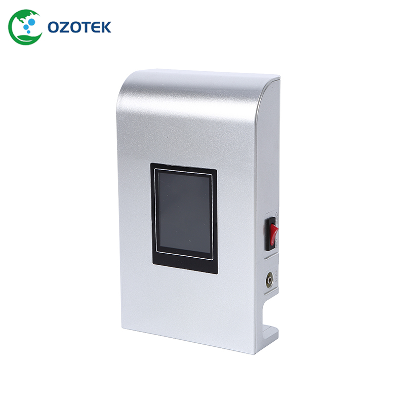 Household tap water ozone generator used cleaning vegetables and fruits