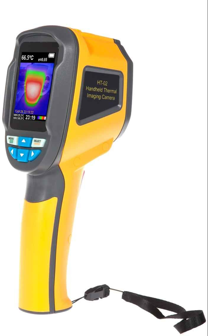 Image 4 - HT 02/HT 175 Precision Thermal Imaging Handheld Infrared Camera 