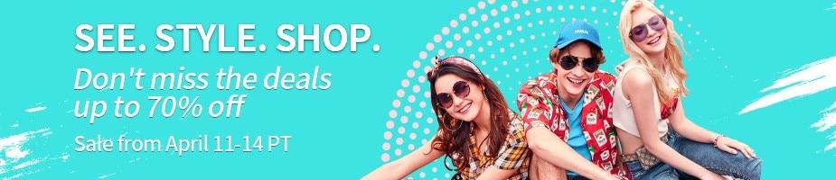 FREE Vintage Sunglasses Tortoise Frame Blue Coating Round Glasses Unisex 1
