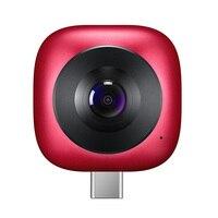 HUAWEI CV60 legal jogar a versão 360 Câmera Full HD Panorâmica VR 3D Movimento ao vivo Para O Companheiro 10 20 P20 P30 pro Android Smartphones Controle remoto inteligente     -