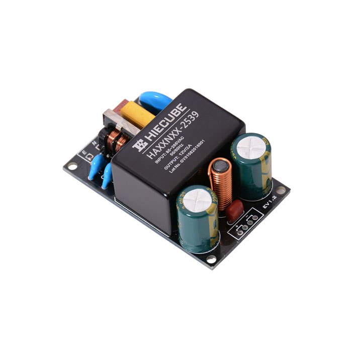 2A 12V power module 220V ACDC DEMO 12V board with EMC filter 5v24v power module 220v to 5v24v ac dc demo board with emc filter