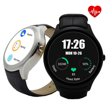 NO.1 D5 Bluetooth Smart Watch Heart Rate Monitor Fitness Tracker MTK6572 Android 4.4 System WiFi for IOS & Android Smartphone