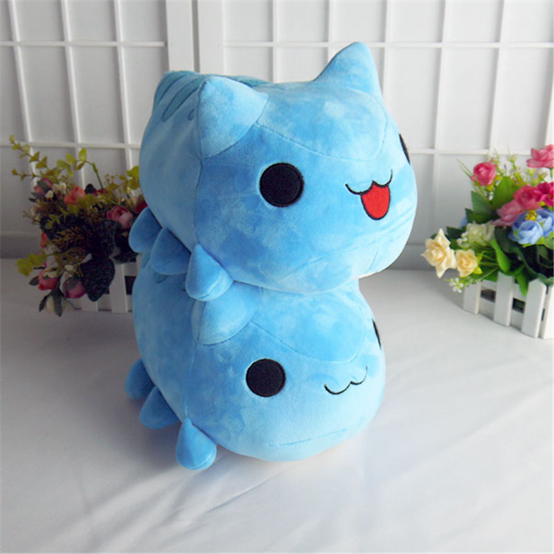 takerlama bugcat capoo cosplay blue cute cat toy stuffed plush