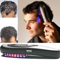 1 Set Head Massage Pressure Relief Laser Comb Promote Hair Growth Blood Circle Body Massager Health Care Equipment U3