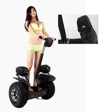 Koowheel off-Road 2 Wheel Electric Standing Scooter with Handrail