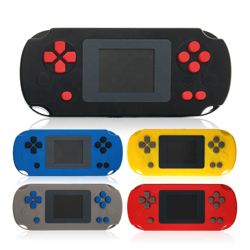 Image 4 - pvp Handheld Game console Portable console with 288 retro games inside-in Handheld Game Players from Consumer Electronics