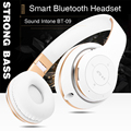 New 4.0 Wireless Bluetooth Headset with Mic Support TF SD Card for Redmi 2 3s 4 4A fone de ouvido Auriculares Cordless Headphone