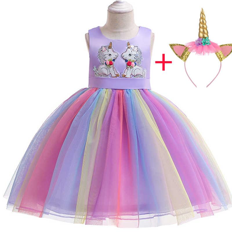 Las Niñas Vestido De Fiesta De Chicas Vestido 2 Piezas Niños Vestidos Para Chicas Vestido De Fiesta De Niño Princesa Dresses2 3 8 6 9 De 10 Años