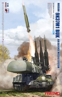 Meng Model SS 014 1/35 Russian 9K37M1 BUK Air Defense Missile System ss014
