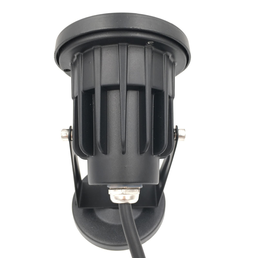 Image 5 - 10pcs Waterproof LED Garden Light 3W 5W 7W 9W 12W Garden led lamp 12V 110V 220V spike garden light Pond path flood spot lighting-in LED Lawn Lamps from Lights & Lighting