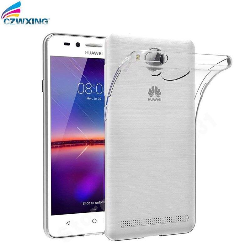 US $1 47 26% OFF|Huawei Y3 II Case Huawei LUA U22 Case Silicone Transparent  TPU Phone Case For Huawei Y3 II Y3II Lte Y3 2 LUA L21 LUA L21 LUA U22-in