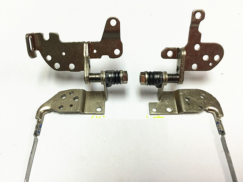 SSEA New Touch LCD Screen Hinges Left Right For Toshiba Satellite L50-A L50-A040 L50D-A L50-AT01W1 Free Shipping