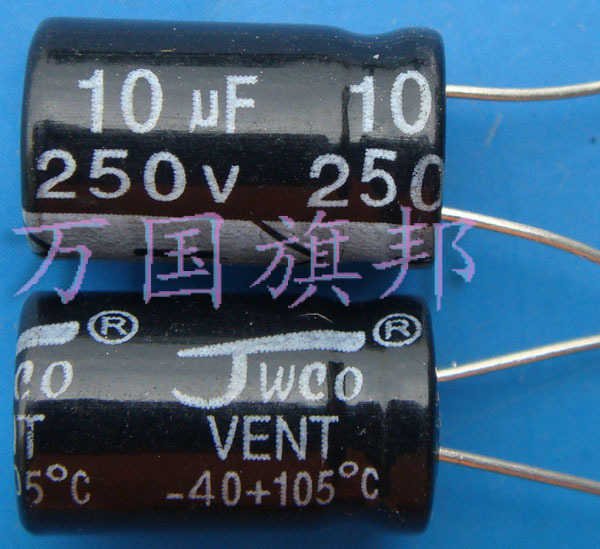 Delivery.250 v 10 uf electrolytic capacitor 10 free at the university of FloridaDelivery.250 v 10 uf electrolytic capacitor 10 free at the university of Florida