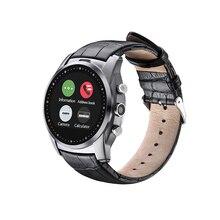 2016 New Smartwatch Telefono unterstützung Pulsmesser Fitness Tracker Bluetooth Uhr Kamera Android Wear