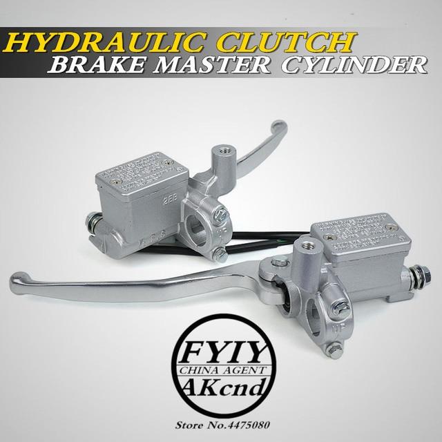 Universal motorcycle hydraulic clutch master cylinder brake For yamaha smax/aerox155/bws/CYGNUS X/nmax/msx 125/155/150/
