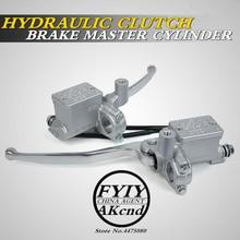 Universal motorrad hydraulische kupplung master zylinder bremse Für yamaha smax/aerox155/bws/CYGNUS X/nmax/msx 125/ 155/150/