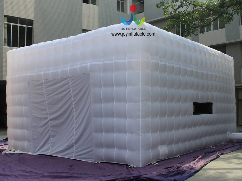 2018 Cheap Oxford Cloth Inflatable Cube Tent/3.6 High Oxford Cloth Inflatable Cube Tent on Sale