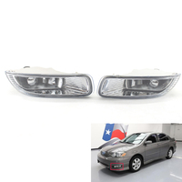 Front Driving Fog Light Lamps with Clear Lens For Toyota Corolla 2003 2004 TO2593107 , TO2592107