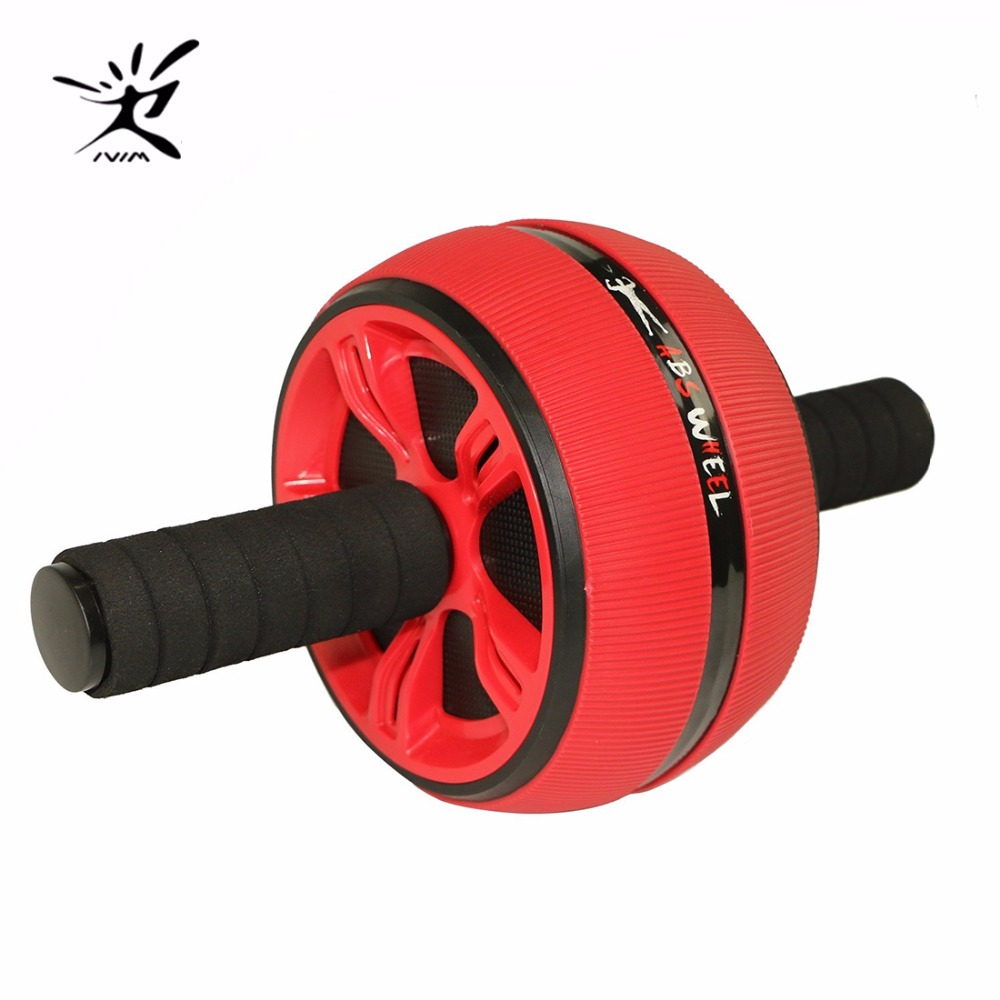 Ab Abdominal Roller Non-skid Body Building AB Wheel Multifunction Ab Exerciser Home Fitness Trainer цена