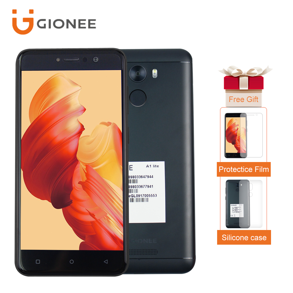 Global Version Gionee A1 lite 3GB RAM+32GB ROM 5.3 inch Android 7.0 MT6753 Octa core 1.3GHz 20MP Front Dual SIM Cellphone