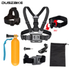 Accessories Set For Gopro Hero 5 6 Chest Mount For Xiaomi Yi 4K SJCAM For Go