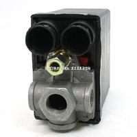175PSI 12Bar 4Port 1 4 NPT Air Compressor Pressure Switch Control Valve